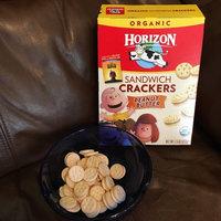 Horizon Organic Peanut Butter Sandwich Crackers uploaded by Shelby B.
