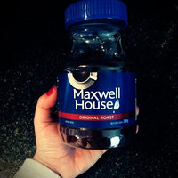 Maxwell House Original Roast Coffee uploaded by Yasmeen J.