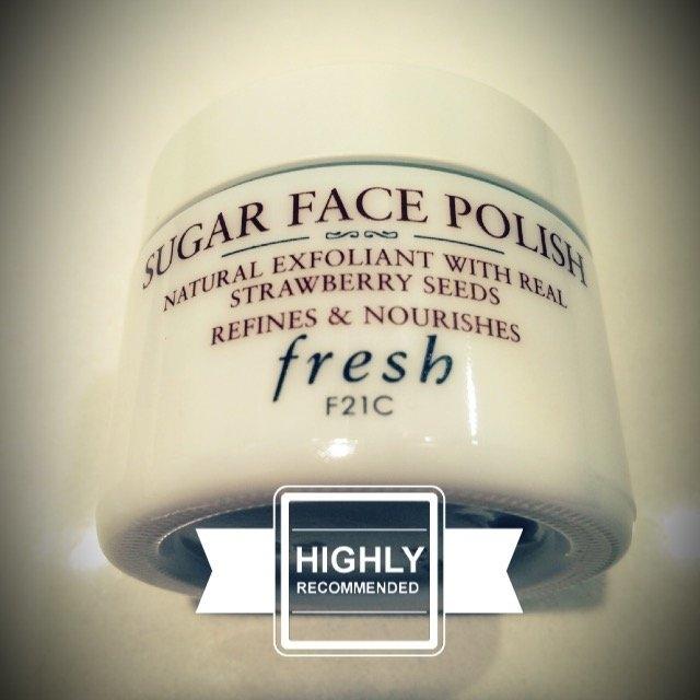 Fresh Sugar Face Polish 4.2 oz uploaded by Alona R.