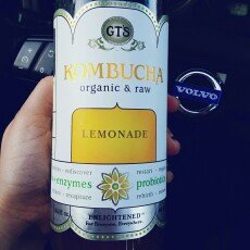 GT's Raw Organic Kombucha Gingerade uploaded by Stephanie F.