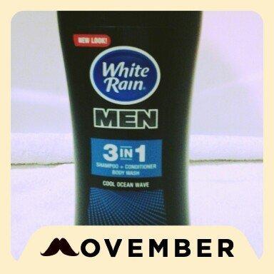 White Rain® for Men Cool Ocean Wave 3 in 1 Shampoo/Conditioner/Body Wash 15 fl. oz. Bottle uploaded by Sakeena S.