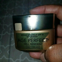 L'Oréal Paris Age Perfect Cell Renewal Day SPF 15 Cream - 1.7 oz uploaded by Sharquita F.