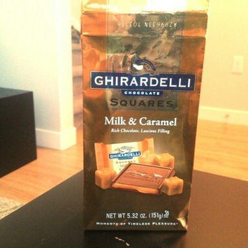 Ghirardelli Chocolate Squares Milk & Caramel uploaded by Sabrina B.