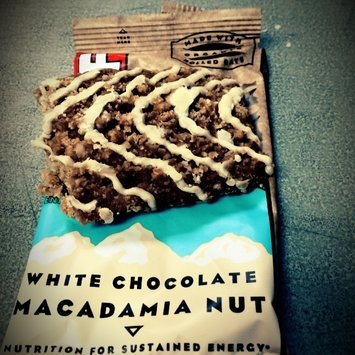 Clif Bar Energy Bar White Chocolate Macadamia Nut uploaded by Courtney D.