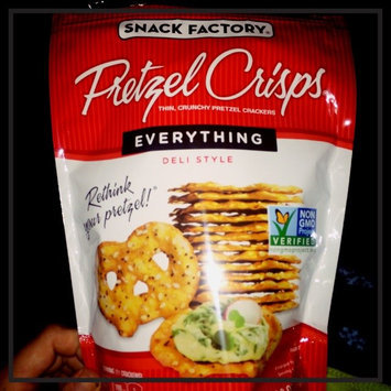 Photo of Pretzel Crisps® Crackers Everything uploaded by Brittany P.