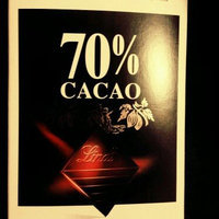 Lindt Excellence 70% Cocoa Smooth Dark Chocolate uploaded by Chandni I.