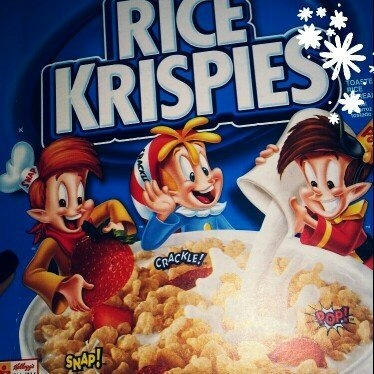 Kellogg's Rice Krispies Cereal uploaded by Heijenn P.