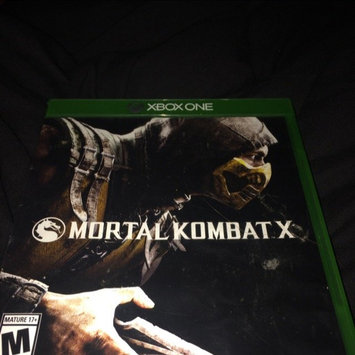 Photo of Warner Brothers Mortal Kombat X (Xbox One) uploaded by Caitlin G.