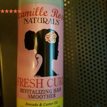 Camille Rose Natural Camille Rose Fresh Curl Hair Smoother - 8 oz uploaded by Jasmine B.