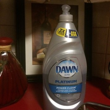 Dawn Hand Renewal with Olay Dishwashing Liquid Lavender uploaded by Loredana T.