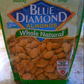 Photo of Blue Diamond® Whole Natural Almonds uploaded by Sarah L.