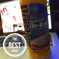 Prestone 11 Oz Spray De-Icer With Scraper Top uploaded by Nicole K.
