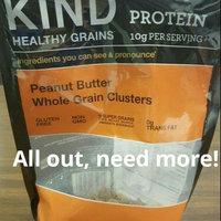 KIND® Peanut Butter Whole Grain Clusters uploaded by Lisa C.