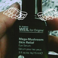 Dr. Andrew Weil for Origins Plantidote Mega-Mushroom Eye Serum uploaded by Carol B.