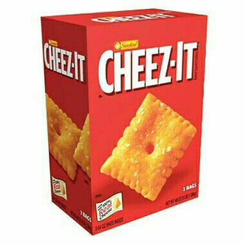 Cheez-It® Original Baked Snack Crackers uploaded by Itzel V.