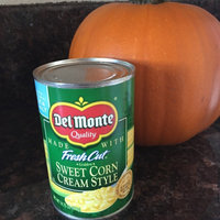 Del Monte® Fresh Cut Sweet Corn Cream Style uploaded by Anna C.
