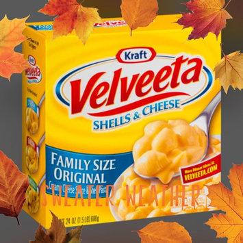 Velveeta Shells & Cheese Family Size Dinner Original uploaded by Katy m.