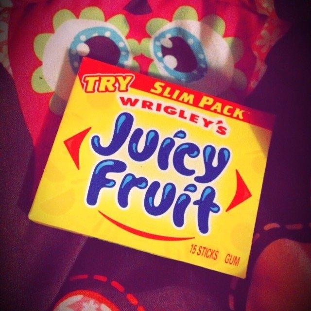 Juicy Fruit Gum uploaded by Amber C.