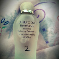 Shiseido Benefiance Enriched Balancing Softener uploaded by Melissa M.