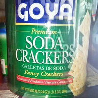 Goya Soda Crackers uploaded by Melina G.