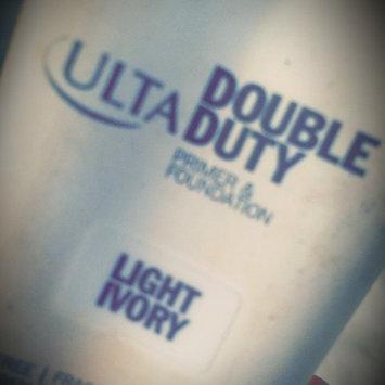 ULTA Double Duty Foundation uploaded by Grace L.