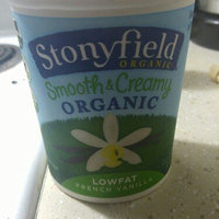Stonyfield Organic Blends French Vanilla Fat Free uploaded by Rayne N.