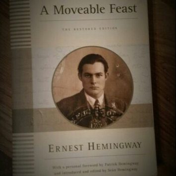 Photo of A Moveable Feast: The Restored Edition uploaded by Cassi M.