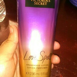 Victoria's Secret Love Spell Body Lotion uploaded by Ericka P.