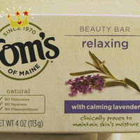 Tom's OF MAINE Natural Beauty Bar Relaxing uploaded by Brandy E.