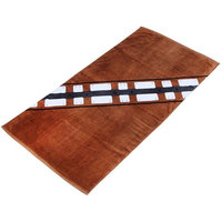 The Robe Factory Star Wars Brown Chewbacca Beach Towel 30 x 60 uploaded by Vivian R.