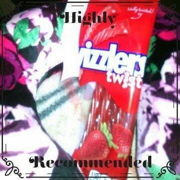 Twizzlers Twists Strawberry uploaded by Martha C.
