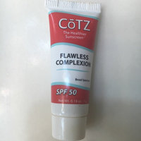 Cotz CoTZ Flawless Complexion SPF 50, 2.5 oz uploaded by Valerie P.