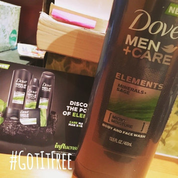 Photo of Dove Men+Care Extra Fresh Body And Face Wash uploaded by Fernando A.