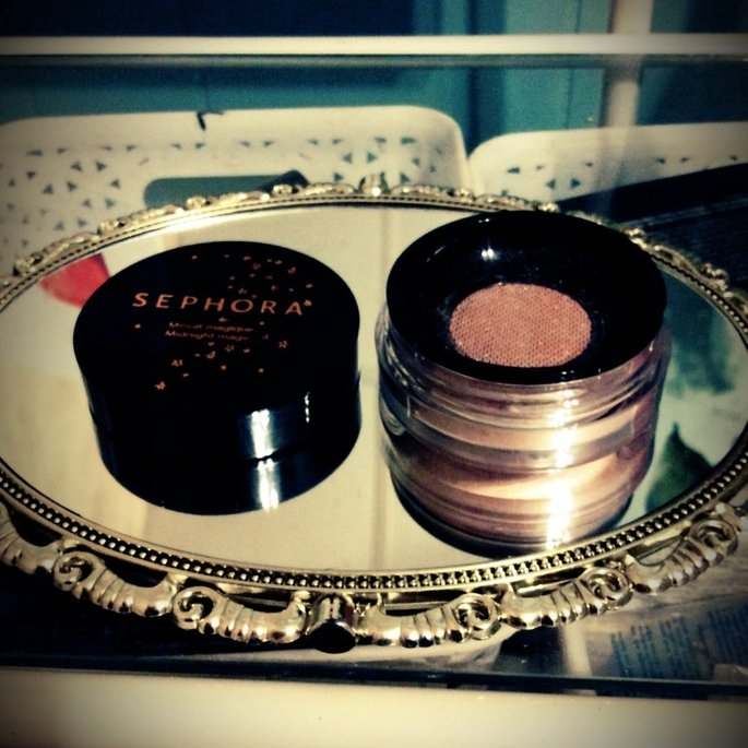 SEPHORA COLLECTION Midnight Magic Face and Body Glitter Pots uploaded by Laura L.