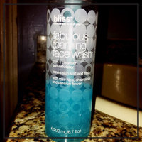 Bliss Fabulous Foaming Face Wash  uploaded by Jackie A.