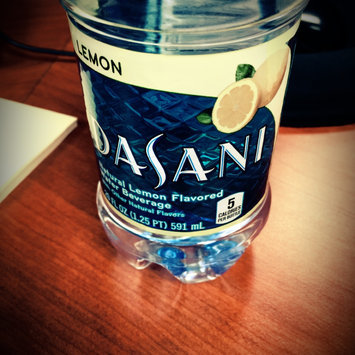 Photo of Dasani® Lemon Flavored Water uploaded by Amber W.