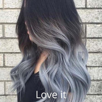 L'Oreal Paris Hair Color Feria Pastels Dye, Smokey Blue P1 uploaded by Amy Madeline G.