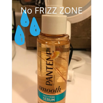 Smooth Treatment Pantene Smooth and Sleek Frizz Fixing Serum 3.4 fl oz uploaded by Allison B.