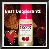 Crystal essence Deodorant Roll-On uploaded by Megan B.