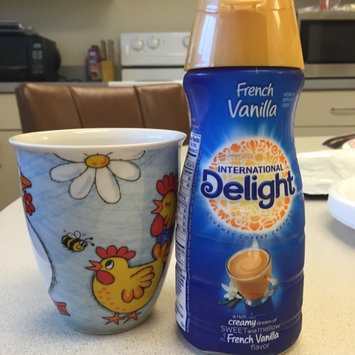 Photo of International Delight Gourmet Coffee Creamer French Vanilla uploaded by Tami M.