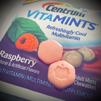 Centrum® VitaMints® Raspberry Adult Minty Chewables uploaded by Aysha A.