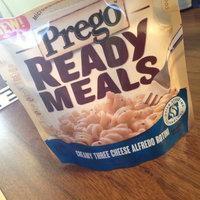 Prego® Ready Meals, Creamy Three Cheese Alfredo Rotini uploaded by Kori C.