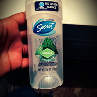 Secret Outlast Protecting Powder Scent Women's Clear Gel Antiperspirant & Deodorant 2.7 Oz uploaded by Ginger S.