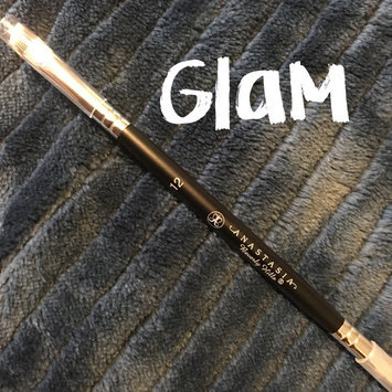Photo of Anastasia Beverly Hills #12 Large Synthetic Duo Brow Brush uploaded by Jessica R.