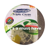 DenTek Triple Clean No Break Extra Strong Floss Picks 90-count, (Pack of 3) uploaded by Nancy e.