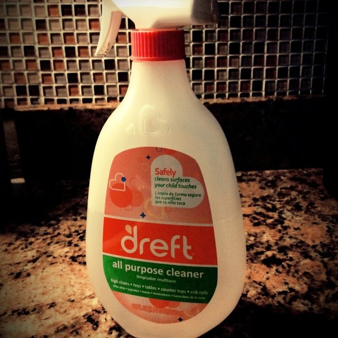 Dreft Multi Surface Cleaner - 22 oz - 1 ct. uploaded by Talissa G.