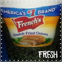 French's Cheddar French Fried Onions uploaded by Ruth D.