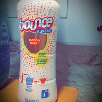 Bounce® Bursts™ Outdoor Fresh™ In-Wash Scent Booster uploaded by Ashley M.
