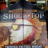 Shock Top Belgian White Wheat Ale uploaded by Yvonne C.