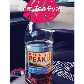 Photo of Gold Peak Sweetened Iced Tea 18.5 oz uploaded by Christine W.